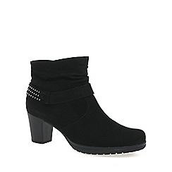 Gabor - Black 'Joyous' womens boots