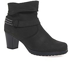 Gabor - Grey 'Joyous' womens boots