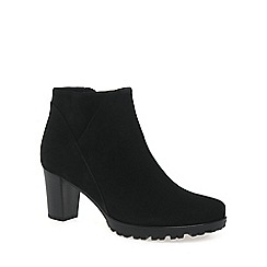 Gabor - Black 'Calista' womens ankle boots