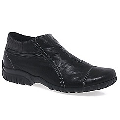 Rieker - Black 'Marilyn' womens casual shoes