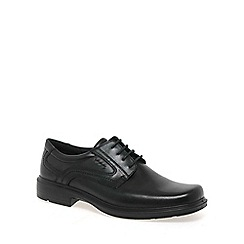 Ecco - Black Kapyla Lace Up Shoes