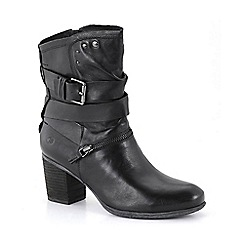 Josef Seibel - Black 'Britney 06' womens casual boots
