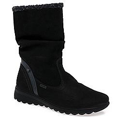 Van Dal - Black 'Wilde' womens boots