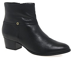 Van Dal - Black 'Juliette' womens ankle boots