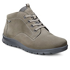 Ecco - Grey 'Babett' Womens Casual Boots