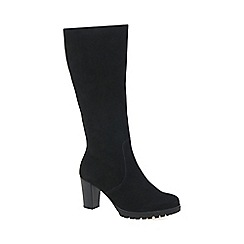 Gabor - Black 'Maddy M' Womens Long Boots