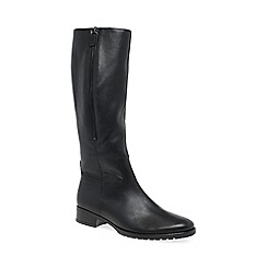 Gabor - Black 'Louisa M' Womens Long Boots