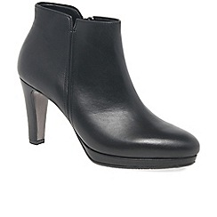 Gabor - Black 'Orla' Womens Modern Ankle Boots