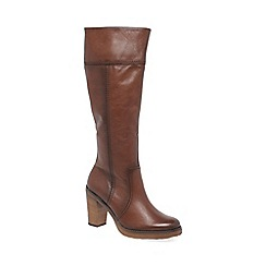 Gabor - Brown 'Fiora' Womens Long Boots