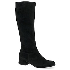 Gabor - Black 'Nell' Womens Long Boots