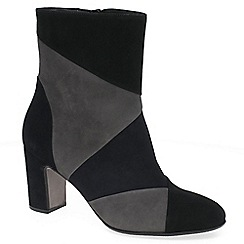 Gabor - Black 'Freeman' Womens Modern Ankle Boots