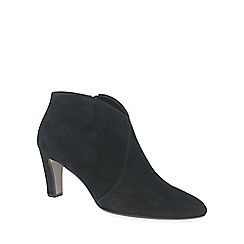 Gabor - Black 'Ricard' Womens Modern Ankle Boots