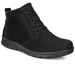 Ecco - Black 'Babett' womens casual ankle boots