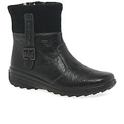 Rieker - Black 'Verity' womens casual boots
