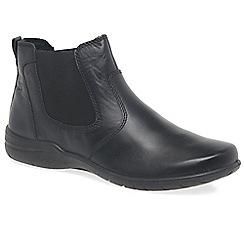 Josef Seibel - Black 'Fabienne 47' womens chelsea boots