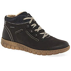 Josef Seibel - Dark brown 'Steffi 13' womens casual boots