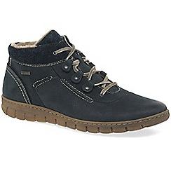 Josef Seibel - Blue 'Steffi 13' womens casual boots
