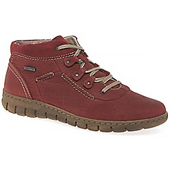 Josef Seibel - Red 'Steffi 13' womens casual boots
