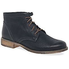 Josef Seibel - Dark blue 'Sienna 03' womens casual boots