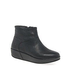 Fly London - Black 'Brie' womens ankle boots