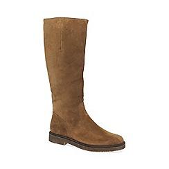 Gabor - Tan 'Nadine' womens long boots