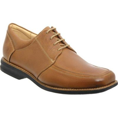 Brown Eldorado Mens Leather Lace Up Shoes