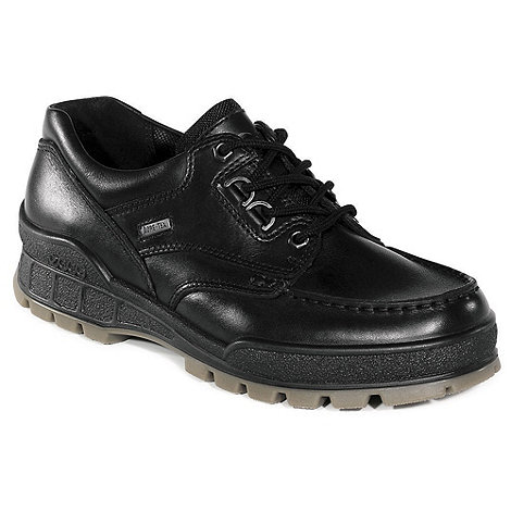 Ecco - Black +Chiltern+ gore-tex shoes