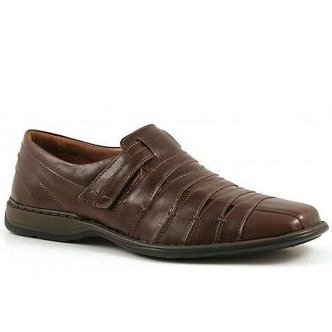 Josef Seibel - Chocolate +Steven+ casual shoes