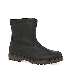 Panama Jack - Brown Back Leather Casual Boots