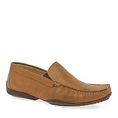 Anatomic Gel - Camel 'Tavares' Mens Casual Slip On Shoes