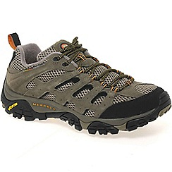 Merrell - Taupe 'Moab Ventilator' Sports Shoes