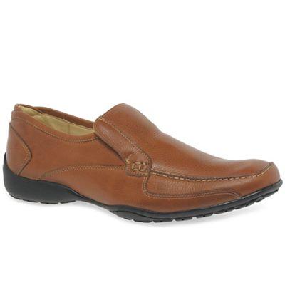 Anatomic Gel Tan Parati Slip On Shoes - . -