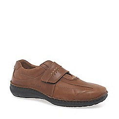 Josef Seibel - Tan 'Alec' mens casual shoes