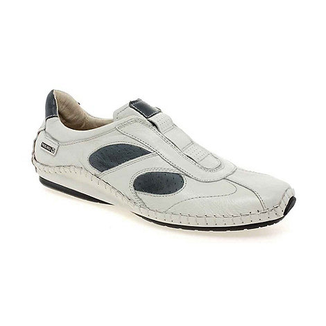 Pikolinos - White +Funchal+ casual shoes