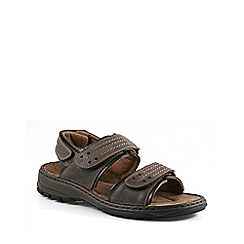Josef Seibel - Chocolate Firenze 01 Sandals