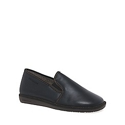 Nordikas - Black 'Noble III' Mens Slippers