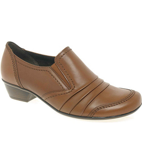 Gabor - Brown Maitai Court Shoes