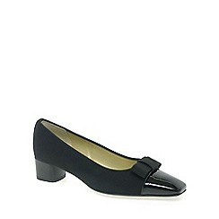 Peter Kaiser - Black 'Beli' Bow Detailed Court Shoes