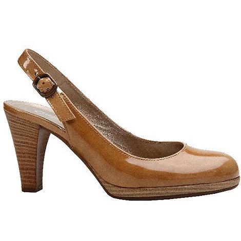 Gabor - +Cedarwood+ Womens Slingback Court Shoes