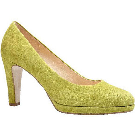Gabor - Green splendid womens dress court shoes