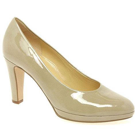 Gabor - Beige splendid womens court shoes