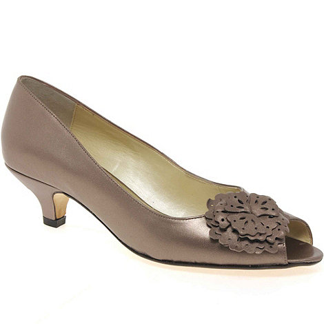 Van Dal - Metallic +winterton+ womens dress court shoes