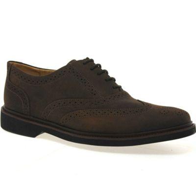 Anatomic Gel Dark brown ´gabriel´ mens lace up shoes - . -