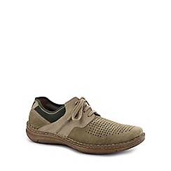 Josef Seibel - Beige 'anvers' mens casual shoes