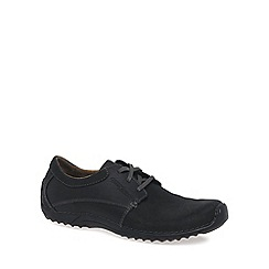 Camel Active - Black 'Bourne' casual mens shoes