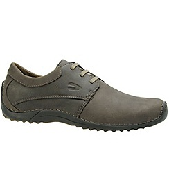 Camel Active - Dark grey 'Bourne' casual mens shoes