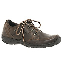 Josef Seibel - Brown 'Nolan 16' Mens Casual Shoes