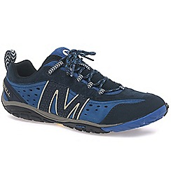 Merrell - Blue 'venture' glove mens casual sports shoes