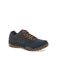 Merrell - Blue 'Annex' mens casual sports shoes