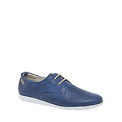 Pikolinos - Blue 'faro' mens lightweight casual shoes